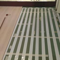 under laminate flooring