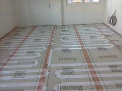 low voltage underfloor heating