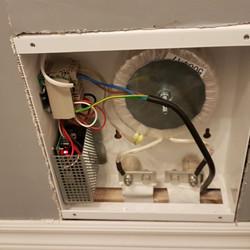 TruHeat system installation