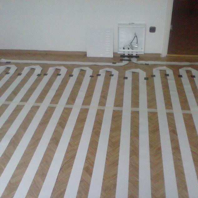 TruHeat Installation