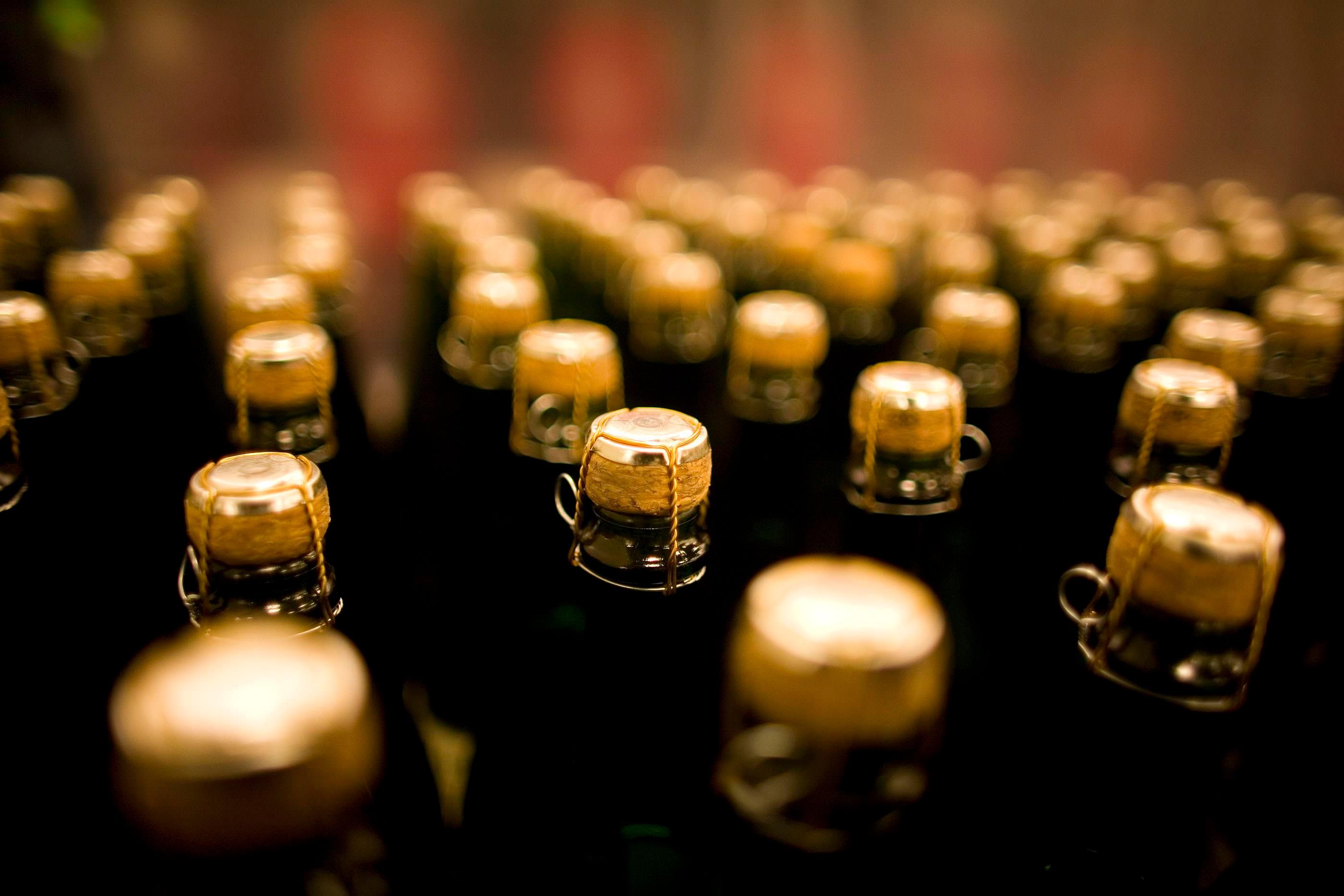 Champagne-Amuse Proeverij