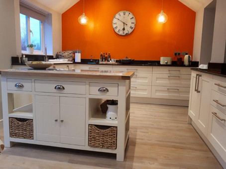 New Conservatory & Extension with Kitchen Installation