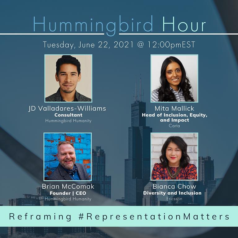 Reframing #RepresentationMatters
