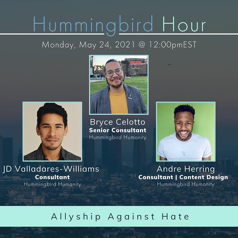 Allyship Against Hate