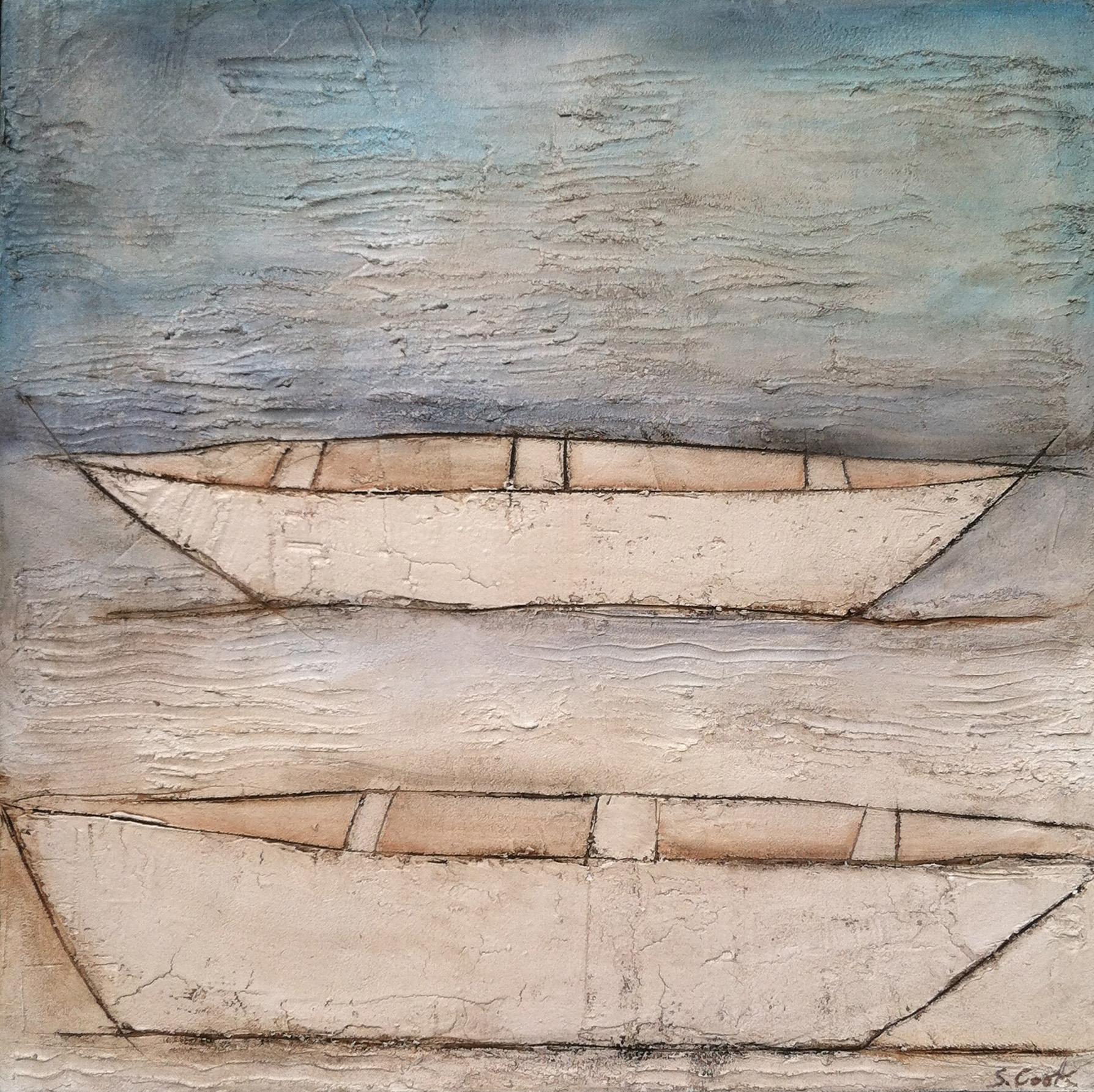 Deeper into the Stillness 48x48