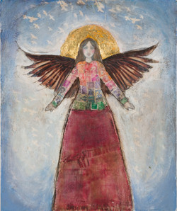 Stamp Angel