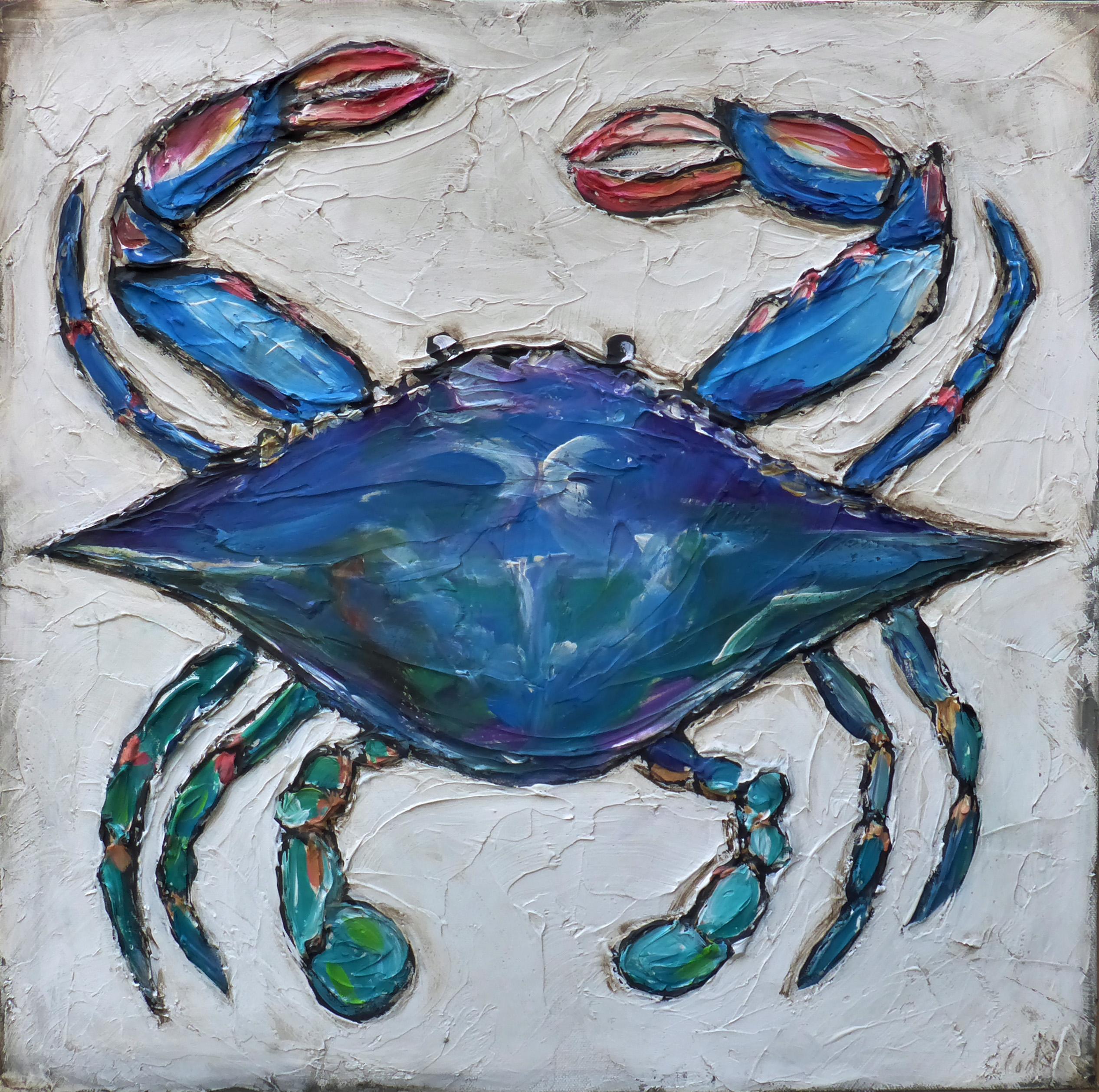 Blue Crab 2 20x20