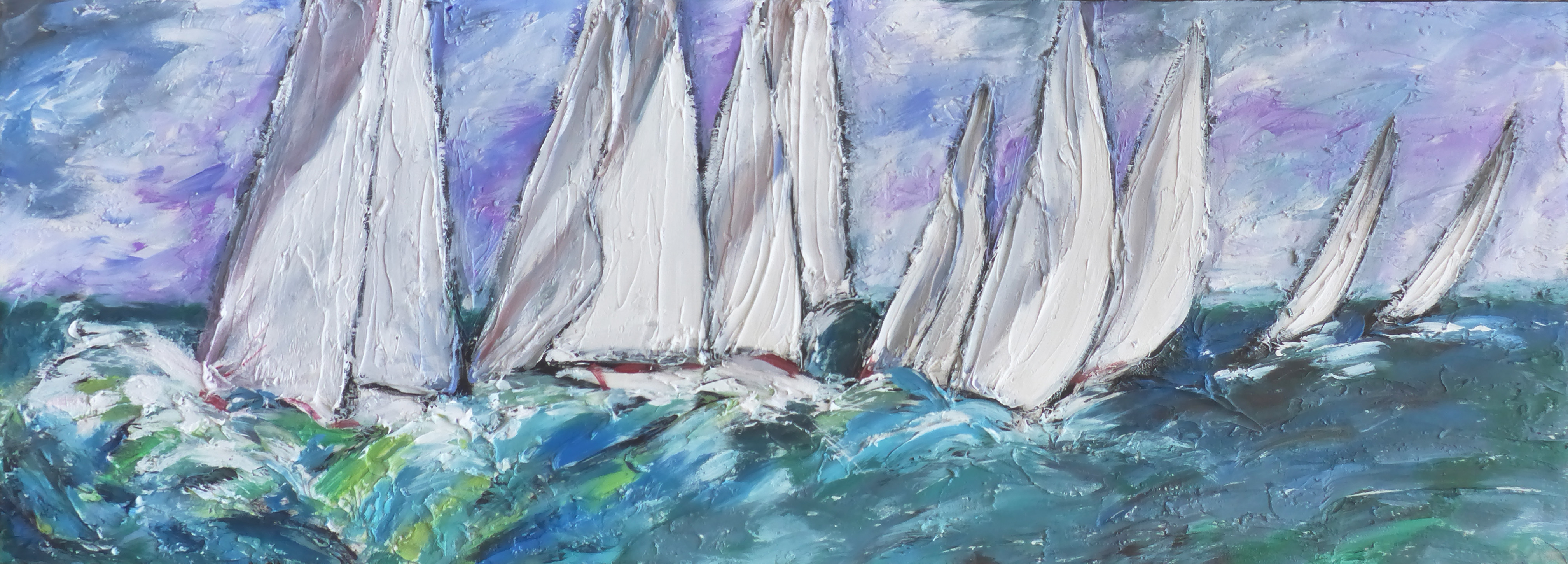 Perfect Winds 2 12x36