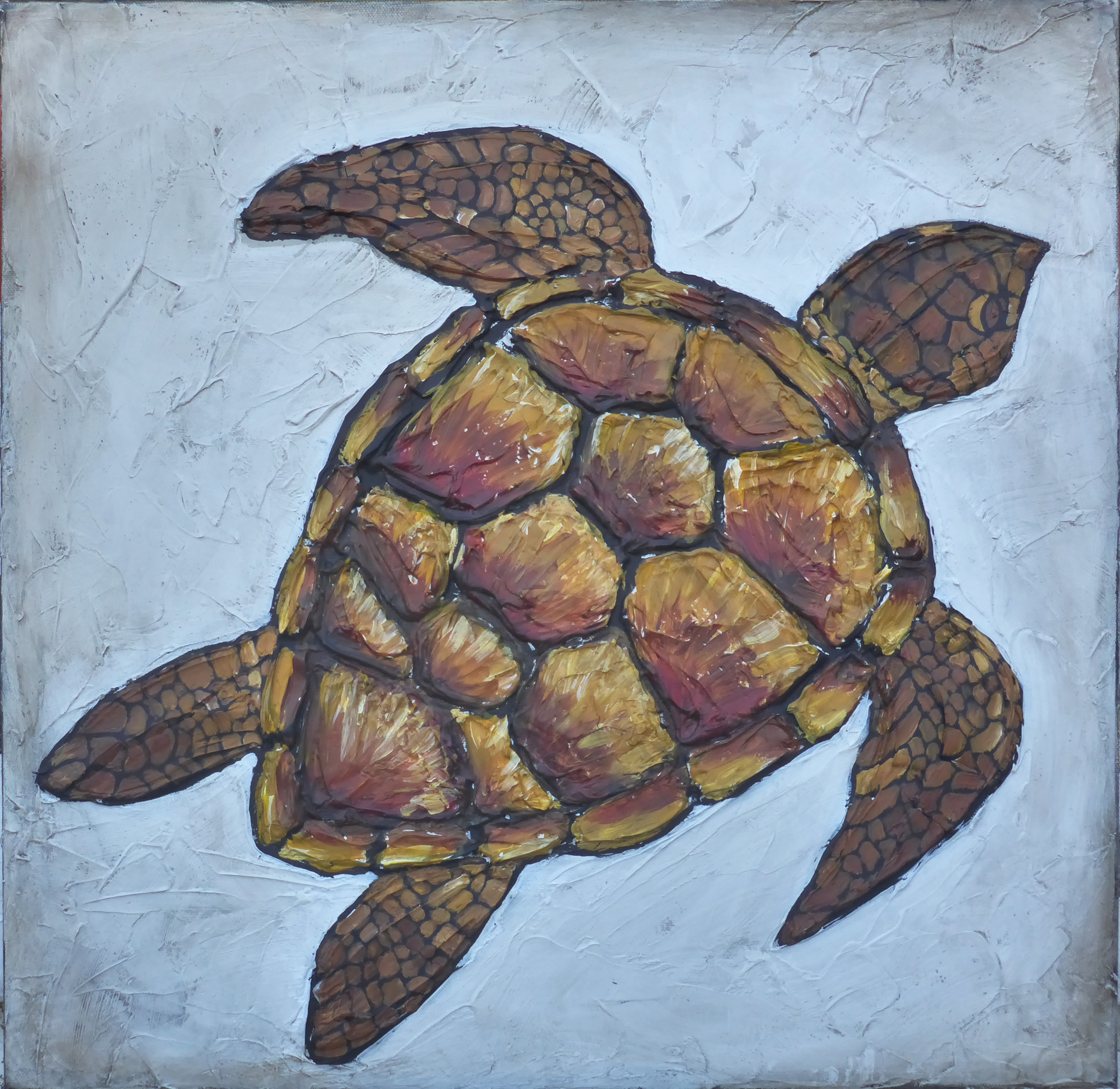Sea Turtle Version 2 20x20