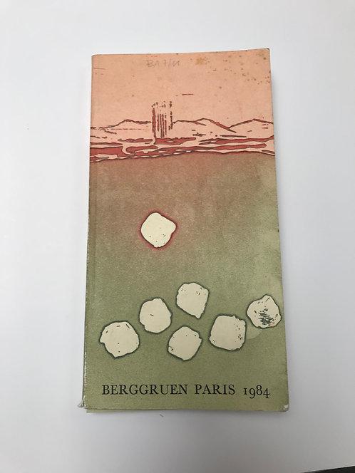 Maitres-graveurs contemporains. Galerie Berggruen. 1984.