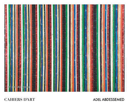 Adel Abdessemed, Poster Ut Pictura Poesis, 2020