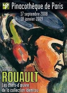 Georges Rouault, Chefs d'oeuvre de la collection Idemitsu, 2008