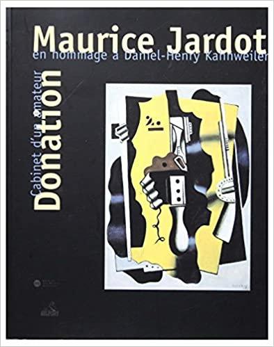 Donation Maurice Jardot, Cabinet d'un amateur en hommage à Kahnweiler, 1999