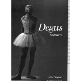 Degas, Sculptures, 1991, Editions RMN