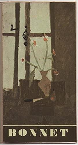 Philippe Bonnet. Peintures. Galerie Berggruen. 1956.