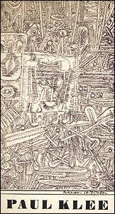 Paul Klee. Aquarelles et dessins. Galerie Berggruen. 1953.