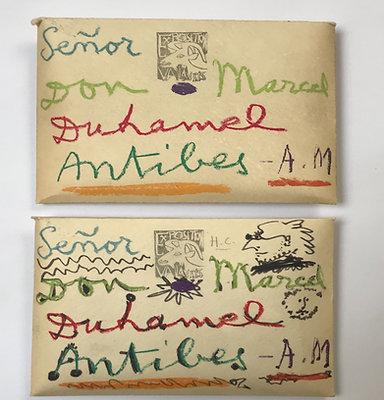 Picasso. Le Carnet des Carnets. 1965. Le Picasso de poche.