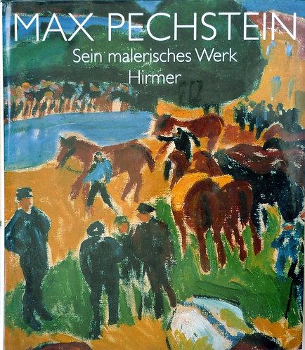 Max Pechstein, Sein Malerisches Werk, 1996