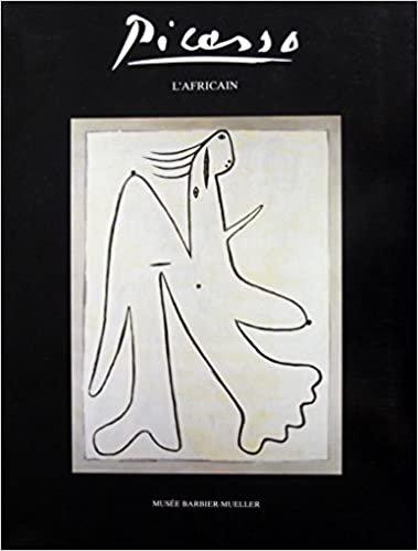 Picasso - L'africain. Musée BarbierMueller. 1 janvier 1998