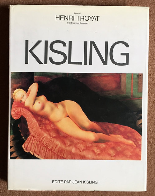 Kisling (1891 - 1953), Tome IIdu catalogue raisonné, 1982