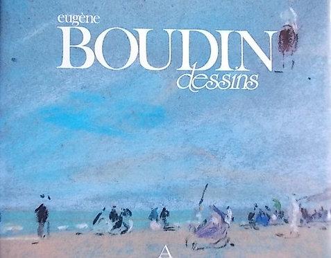 Eugène Boudin, Dessins, Laurent Manoeuvre, 1991