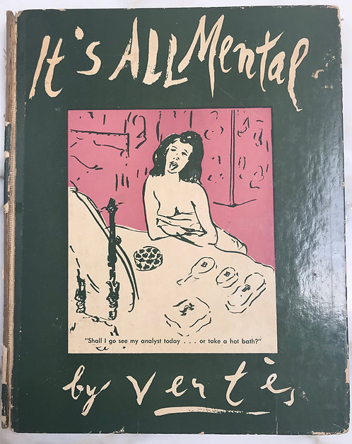 It's all mental by Vertes, 1948 - 1952