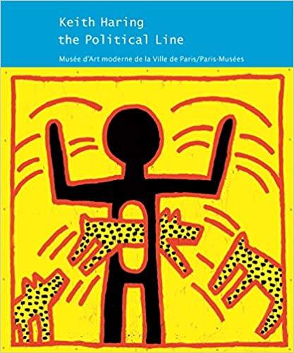 Keith Haring : The Political Line. 19 avril-18 août 2013. Paris Musées. 2013