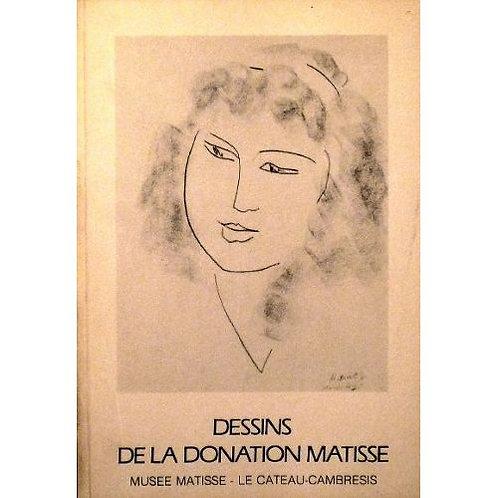 Dessins de la donation Matisse. 1988. Musée Matisse