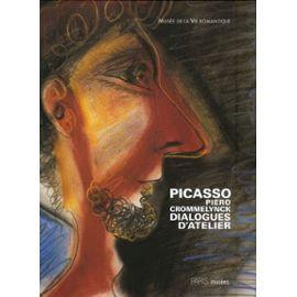 Picasso, Piero Crommelynck, Dialogues d'atelier, 2006