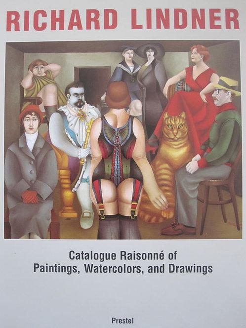 Wernier Spies, Richard Lindner, catalogue raisonné, Prestel