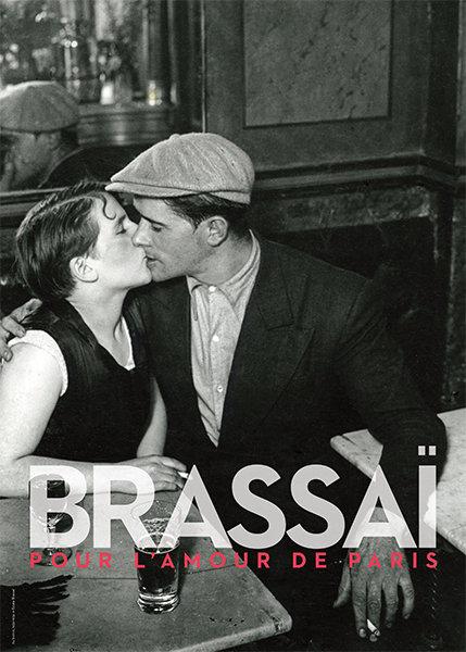 Brassai, pour l'amour de Paris, Hotel de Ville de Paris, exposition, 2013