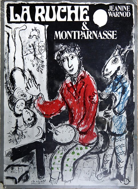 Jeanne Warnod, La Ruche et Montparnasse, 1978