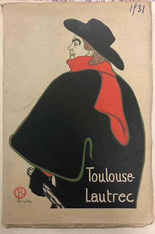 Henri de Toulouse Lautrec, 1864 - 1901, The Art Institute of Chicago, 1930