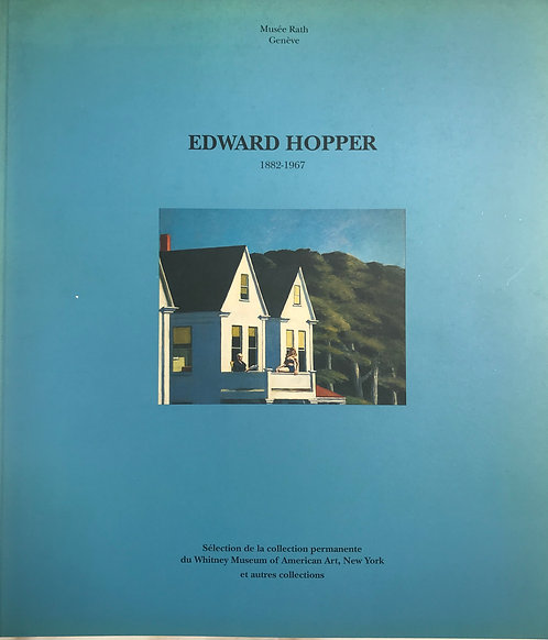 Sélection de la collection permanente du Whitney Museum, Edward Hopper, 1991