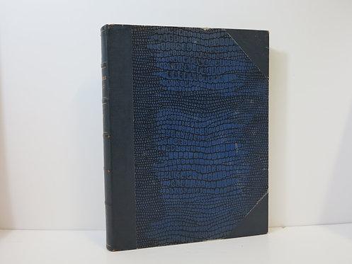 Revue Cahiers d'Art. 1955. Relié.