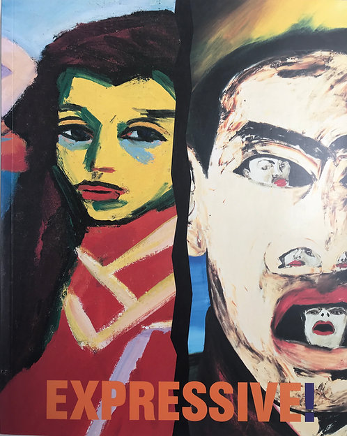 Expressive !, catalogue d'exposition, Fondation Beyeler, 2003