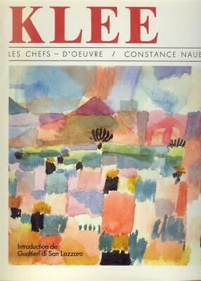 Paul Klee, Les chefs d'oeuvre, 1988
