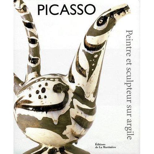 Picasso, Peintre et sculpteur sur argile, 1999