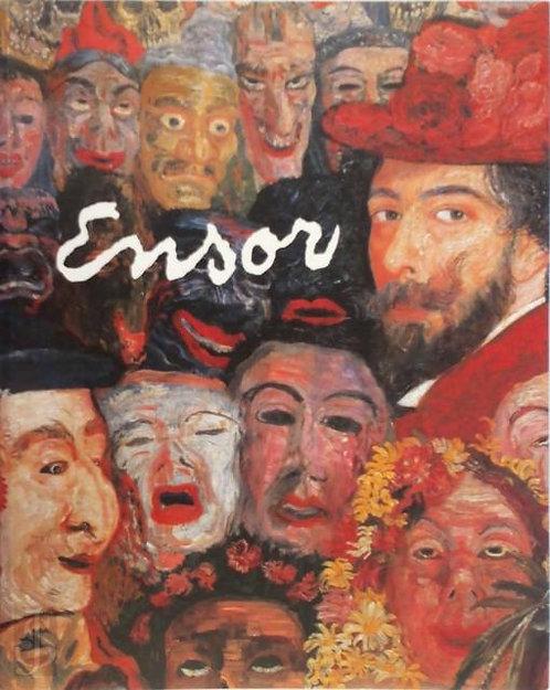 James Ensor, Musée royaux des Beaux - Arts, Bruxelles, 1999