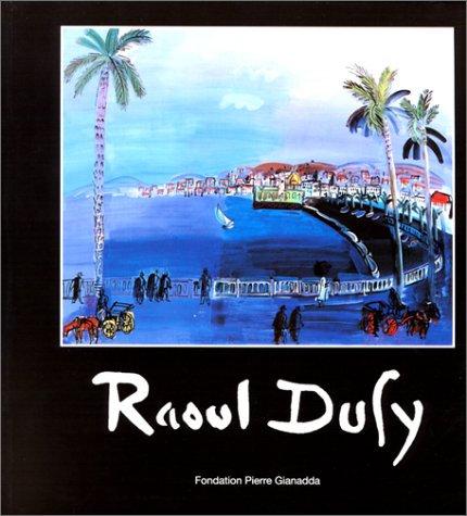 Raoul Dufy, Séries et séries noires, Fondation Pierre Grianadda, 1997