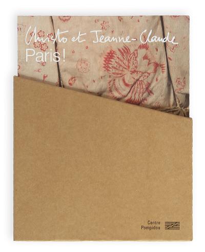 Catalogue de l'exposition Christo et Jeanne Claude. Centre Pompidou. 2020.