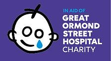 In aid of GOSH Charity (purple backgroun