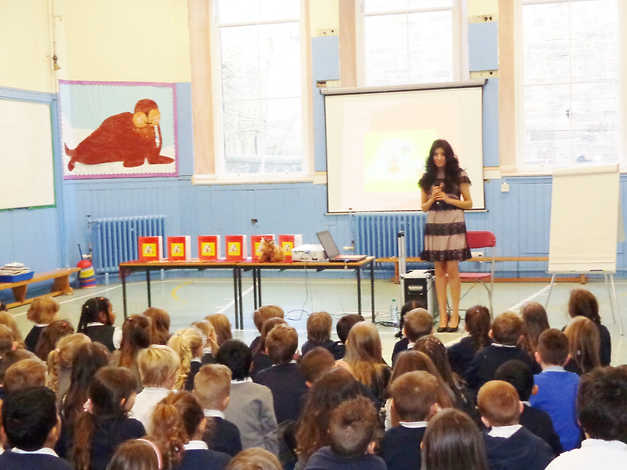 Author / Illustrator School Visits
