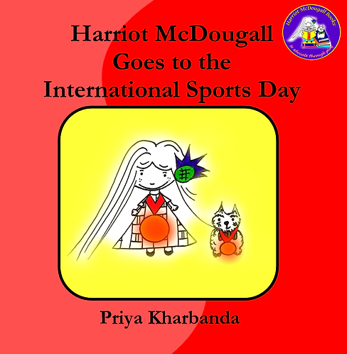Harriot McDougall Goes to the International Sports Day