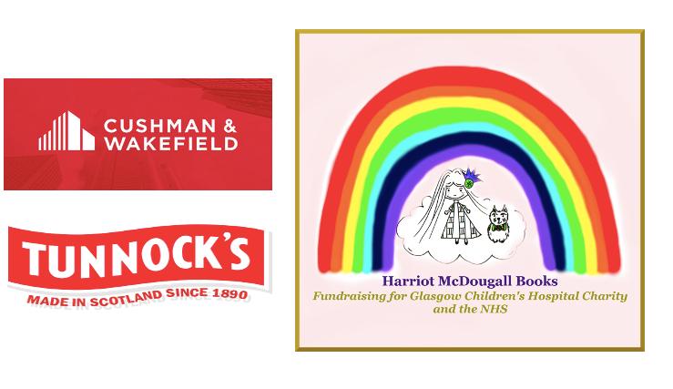 Cushman & Wakefield Match Funds & Tunnock's Donate