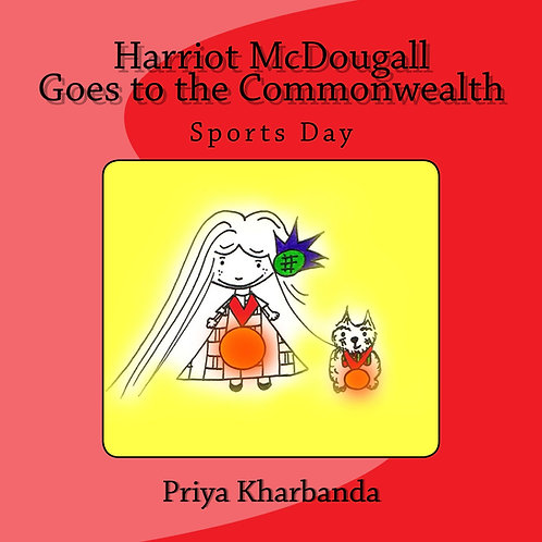 Harriot McDougall Goes to the Commonwealth Sports Day