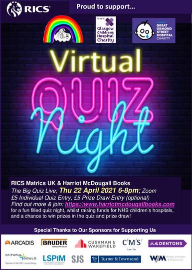 Harriot McDougall Books & RICS Matrics Host Charity Quiz