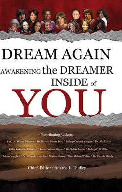 Dream Again Book