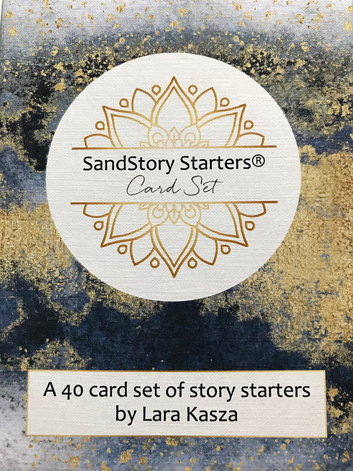 SandStory Starters® [MIXED] card deck