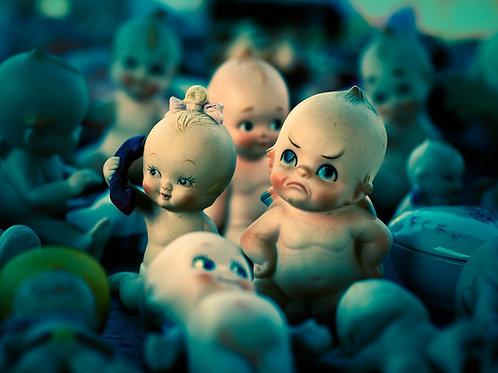 Grumpy Kewpie